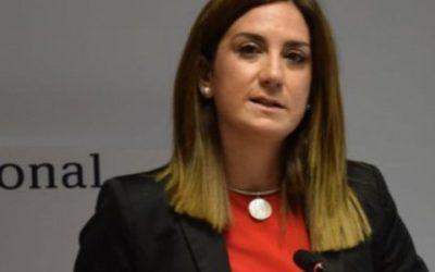 """Patricia Fernández: """"La lucha contra la pobreza y la exclusión social es una prioridad para el presidente López Miras y para el PP"""""""