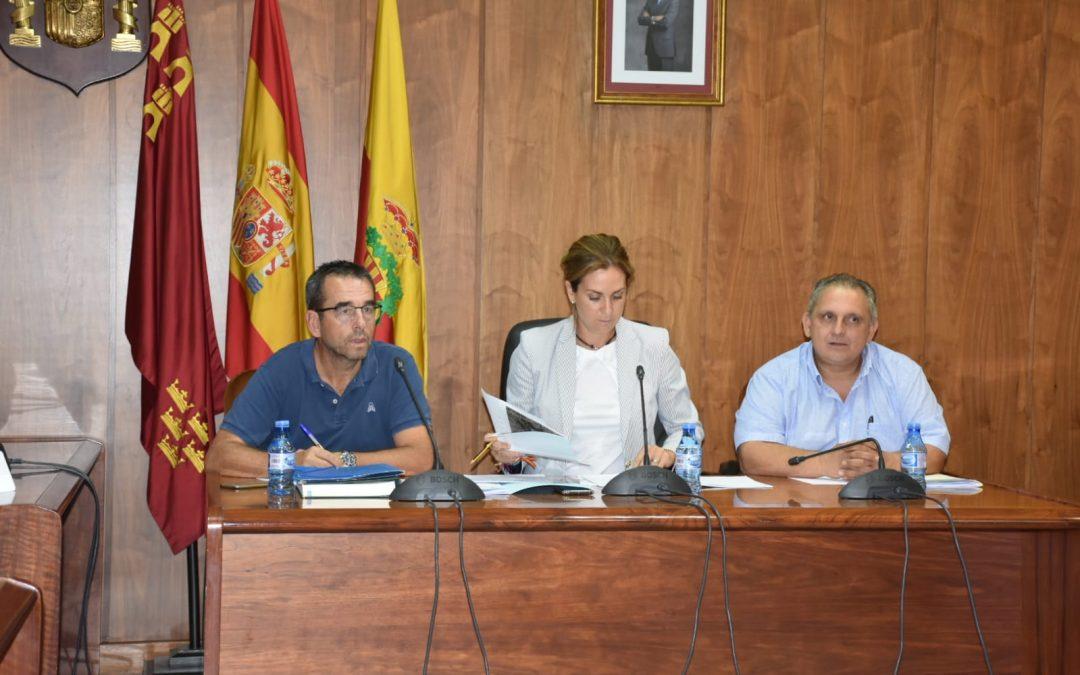 La buena gestión del PP de Archena hace que el Ayuntamiento cierre el año 2017 con un superávit de casi 2 millones de euros