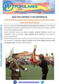 Boletín Nº 3 del PP de Archena